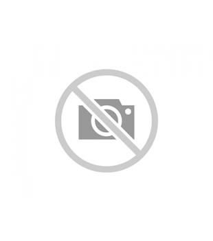Bombomiele incartate - Vaso bomboniera da gr 250 a base quadrata