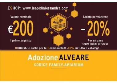 Adozione family APIARIUM