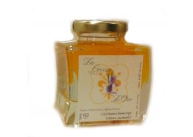 La goccia d'oro gr 150 - Il miele allo zafferano