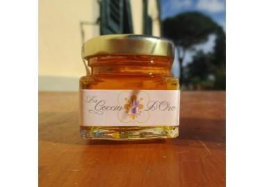 La Goccia D'oro  gr 50 - Il miele allo zafferano